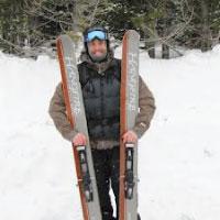 Hangfire skis