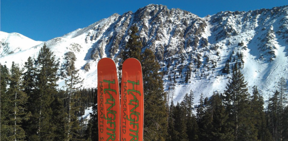 Hangfire Handcrafted - Custom skis built in Loveland, Colorado